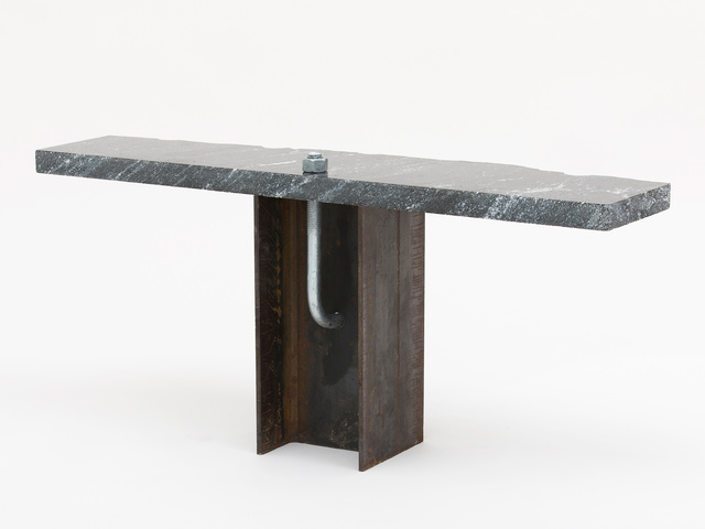 , 'Souvenir 154 - Marble Bench,' 2017, Fisher Parrish Gallery