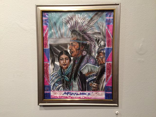 , 'Indian Elvis,' 2016, John Molloy Gallery