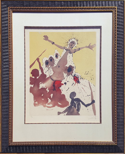, 'Aliyah: Arise, Barak and Lead,' 1968, Osceola Gallery