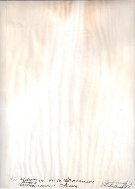, 'Gravusenho Chuvado ,' 1973, Galeria Nara Roesler