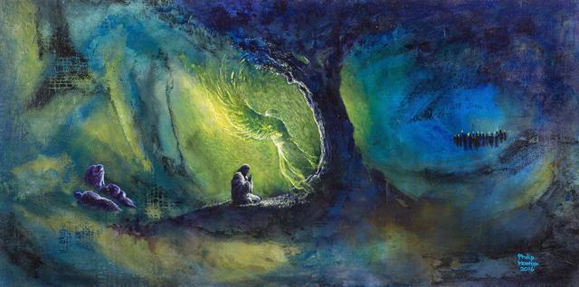 , 'Gethsemane- Sweet Hour of Prayer,' 2016, Artrue Gallery