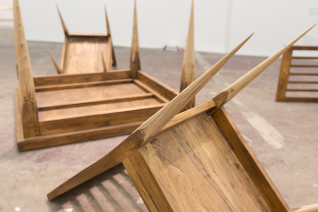 , 'Peace,' 2015, Between Art Lab