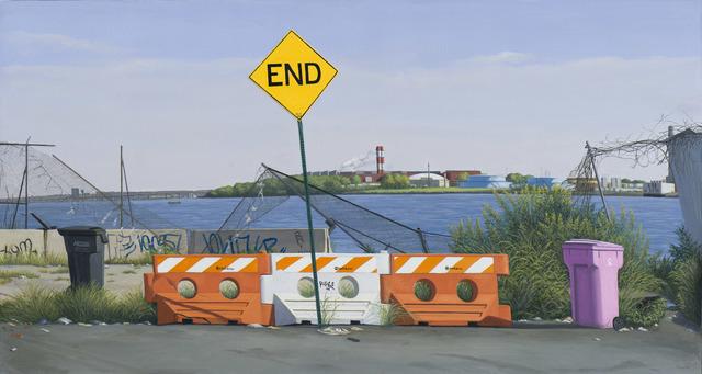 , 'END, E 132nd Street, Bronx ,' 2015, Lyons Wier Gallery