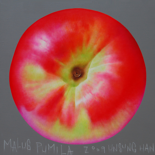 Han Unsung, 'Malus Pumila', 2009, Painting, Oil on canvas, Leehwaik Gallery