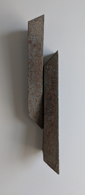 , 'Inclined Shafts,' 2018, Barry Whistler Gallery