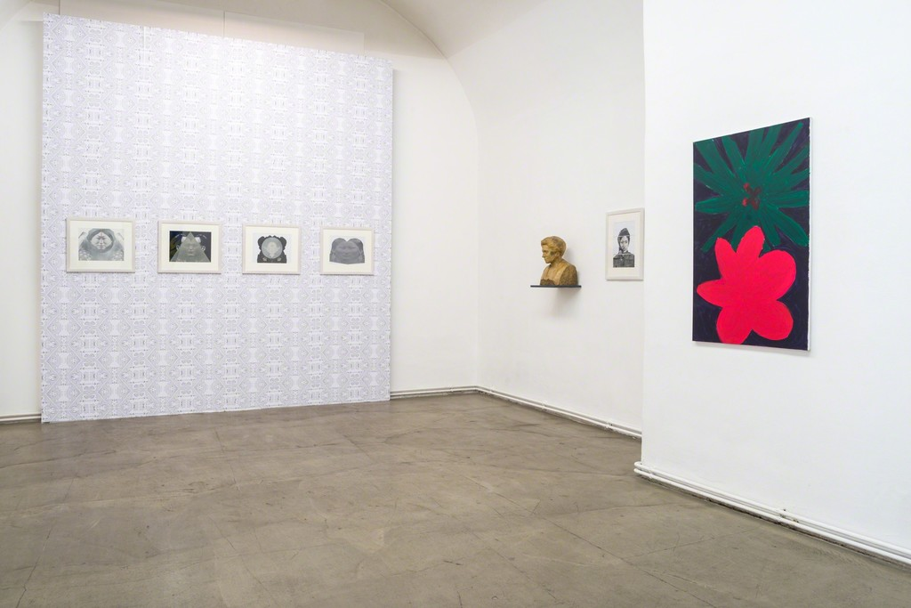 Elisabeth Penker, Tamuna Sirbiladze, Exhibition Charim Galerie Wien, Urban Diary, 2015