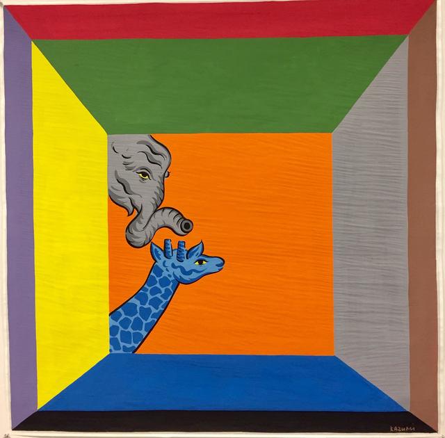 , 'Menagerie 3,' 2017, Cheryl Hazan Gallery