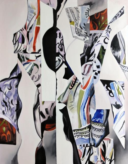 , 'Poor Matisse,' 2018, Galería Artizar