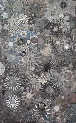 , 'Flower Painting,' 2013, Tim Van Laere Gallery