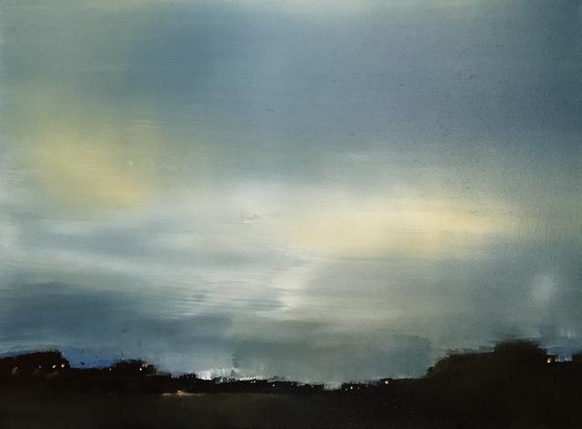 , 'Ascoltare il cielo,' 2018, Galleria Punto Sull'Arte