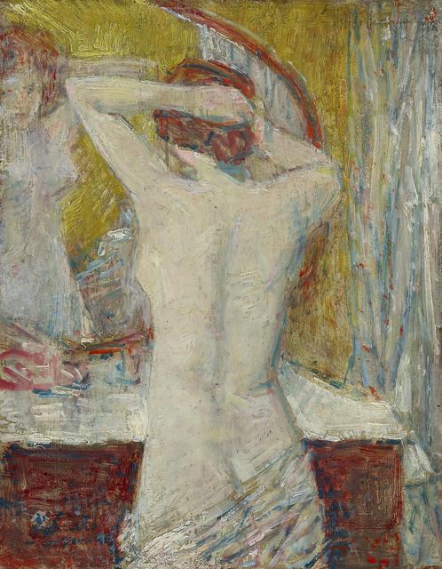 Childe Hassam, 'The Dressing Table', 1918, Debra Force Fine Art