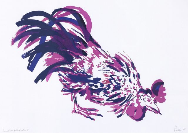 , 'Good Night to the Rooster,' 1965, Caviar20