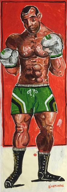 , 'Dorieus - Boxer #3,' 2015, DECORAZONgallery