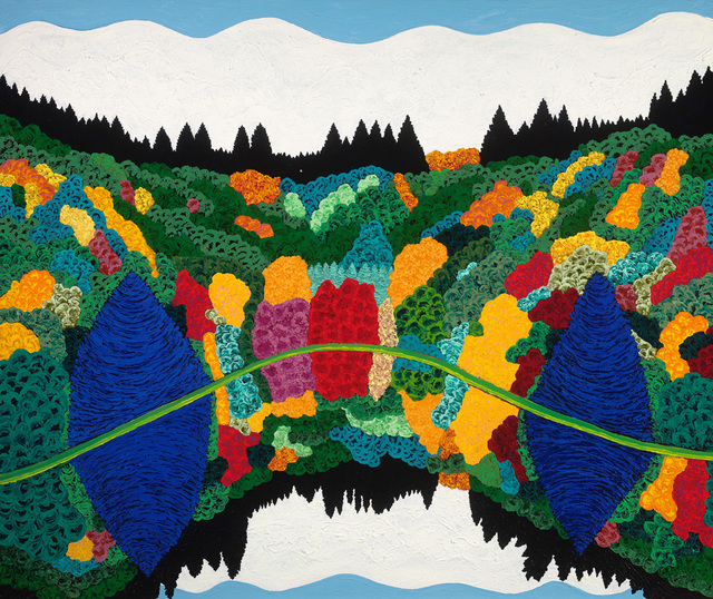 , 'Pond at Olana,' 2013, ACA Galleries