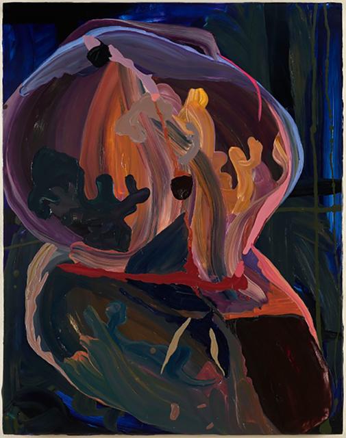 , 'Hopeless Cushion,' 2014, Martin Asbæk Gallery