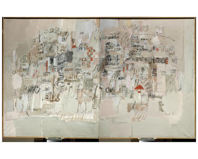 , 'Message of interest,' 1981, Jorge Mara - La Ruche