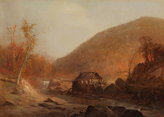 , 'The Old Mill,' , Questroyal Fine Art