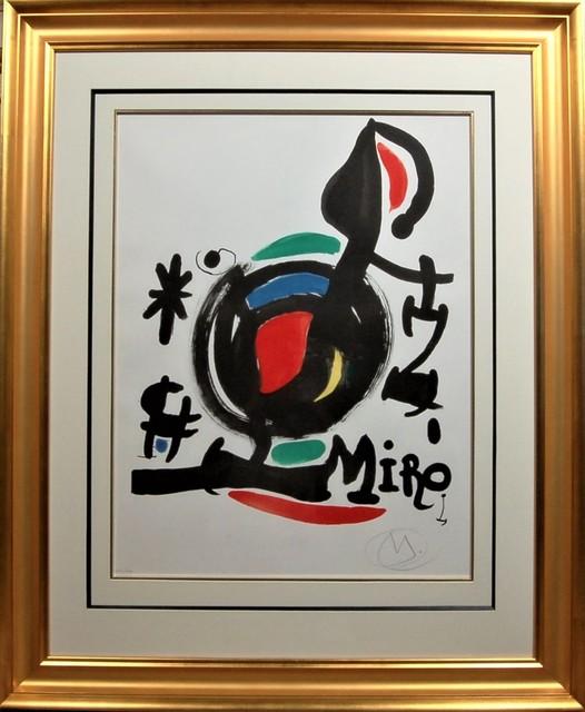 """Joan Miró, '""""Essencies De La Terra"""" ', 1969, Joseph Grossman Fine Art Gallery"""