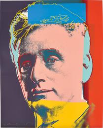 Louis Brandeis, from Ten Portraits of Jews of the Twentieth Century