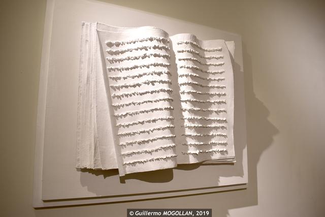 , 'Leggimi Forte (Read me Strong),' 2017, Galleria Ca' d'Oro