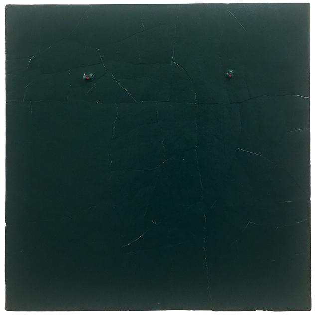 Luigi Mainolfi, 'Vulcano 2', 2017, Painting, Polychrome Clay, Galerie Italienne