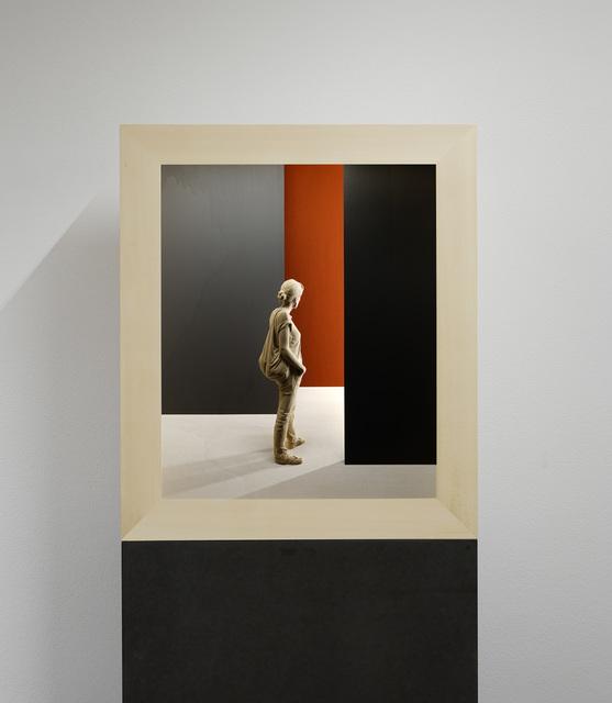 , 'Entrance,' 2018, Galleria Ca' d'Oro