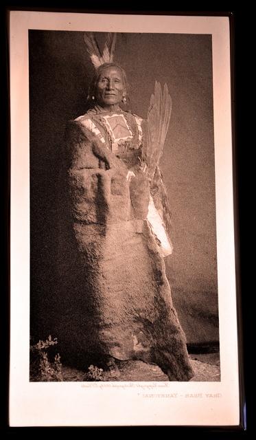 , 'Gray Bear - Yanktonai,' 1908, Johannes Vogt Gallery