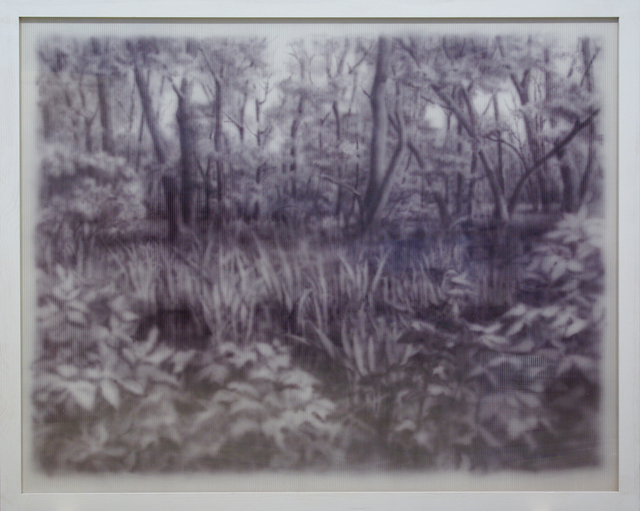 , 'Out of Green 2,' 2019, Ani Molnár Gallery