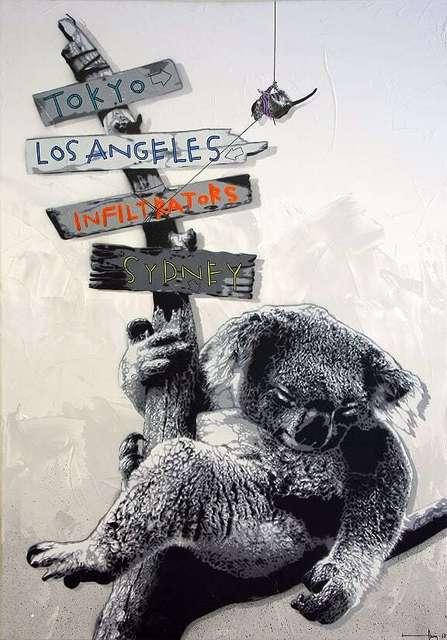 , 'Infiltrators,' 2018, NextStreet Gallery