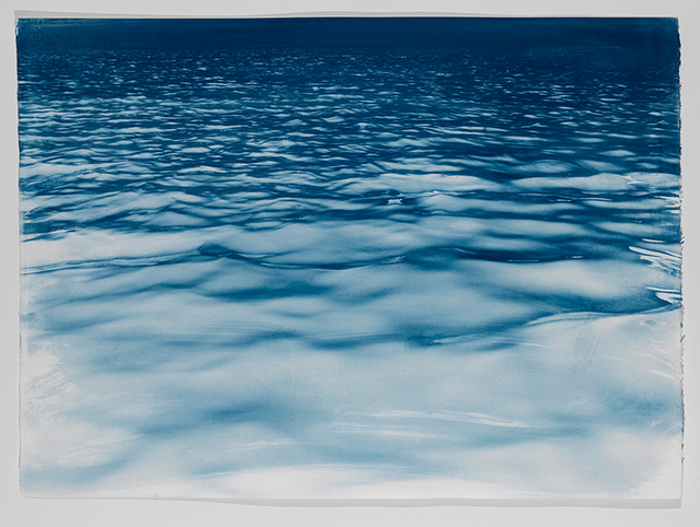 , 'Untitled (Seascape II),' 2015, ClampArt