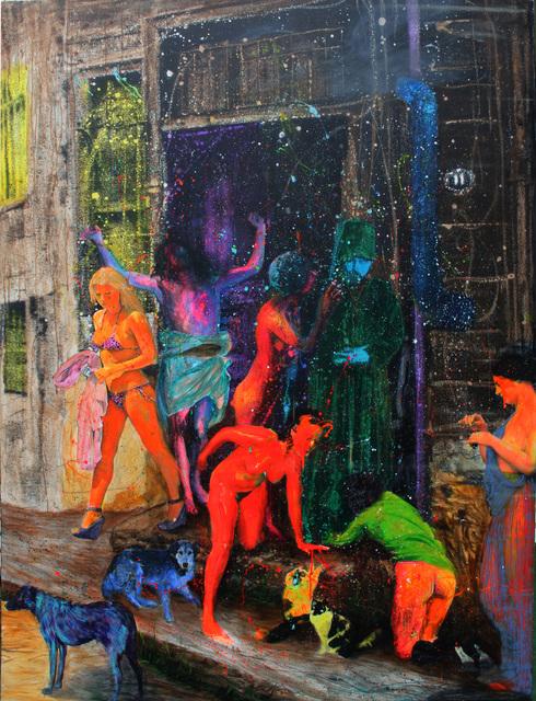 , 'Sev Beni,' 2009, Anna Laudel