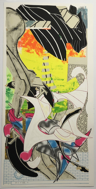 Frank Stella, 'The Symphony', 1990, Anders Wahlstedt Fine Art