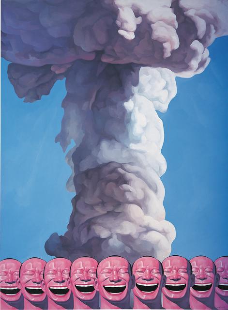 Yue Minjun, 'Mushroom Cloud', 2002, Phillips