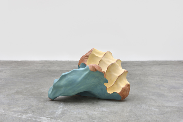 , 'Avvolgere la terra –  il colore delle mani (To Enfold the Earth – the colour of the hands),' 2014, Marian Goodman Gallery