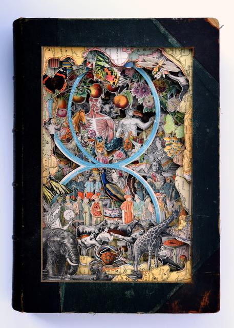 , 'Larrouse Pour Toi 1, 1906,' 2016, Victor Lope Arte Contemporaneo