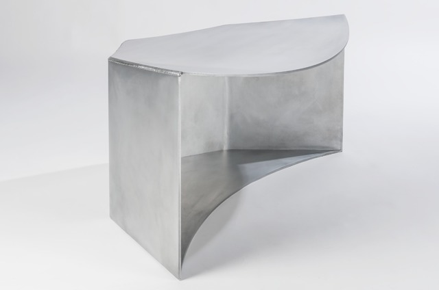 , 'Curved Seat,' 2016, Giovanni Beltran