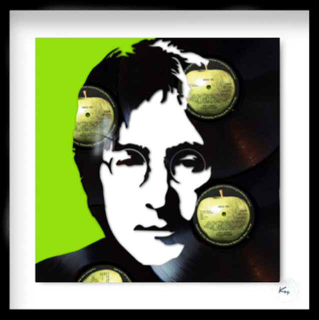 Keith Haynes, 'John Lennon - Shaved Fish', Gallery Different