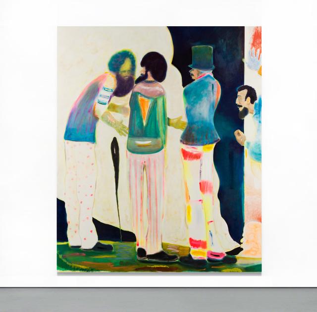, 'Bacchanal Poetics,' 2016, Louise Alexander Gallery