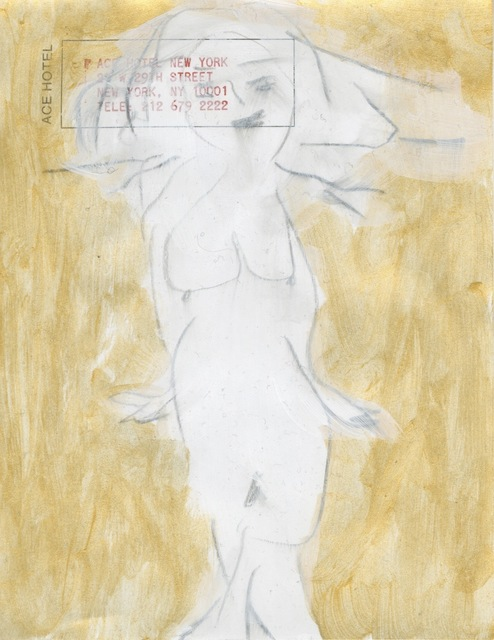 , 'Madame du Barry,' 2015, Rod Bianco Gallery