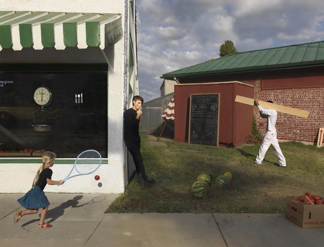 Julie Blackmon, 'Homegrown Food', 2012, Robert Klein Gallery