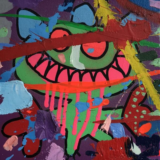 , 'Night At The Disco 1,' 2017, Kalkman Gallery