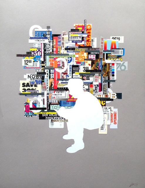 , 'Justicia Outs,' 2014, Walter Maciel Gallery
