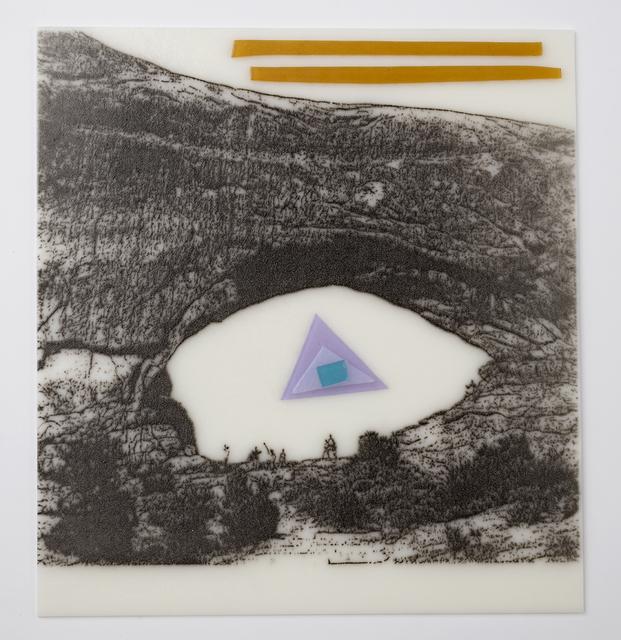 , 'Selfie Stick,' 2018, Kopeikin Gallery