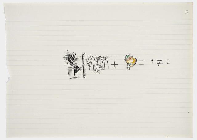 , 'Equations No 2,' 1978, Henrique Faria Fine Art
