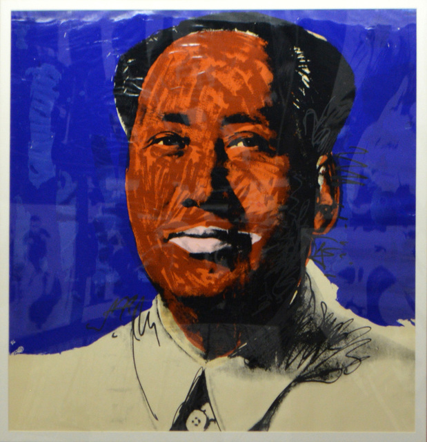 Andy Warhol, 'Mao 98', 1972, Ethan Cohen New York