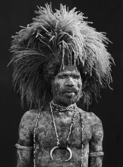, 'Performer of the singsing festival of Mount Hagen.Western Highlands Province. Papua New Guinea.,' 2008, Yancey Richardson Gallery