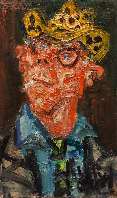 , 'Autoportrait à la cigarette,' ca. 1960, Artrust