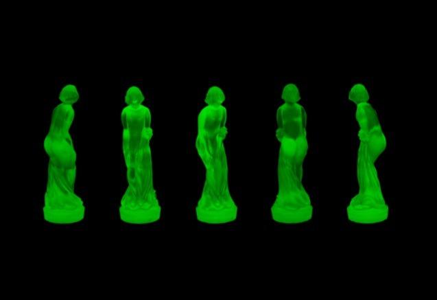 , 'Handmaidens of Uranus,' 2014, Christine Park Gallery
