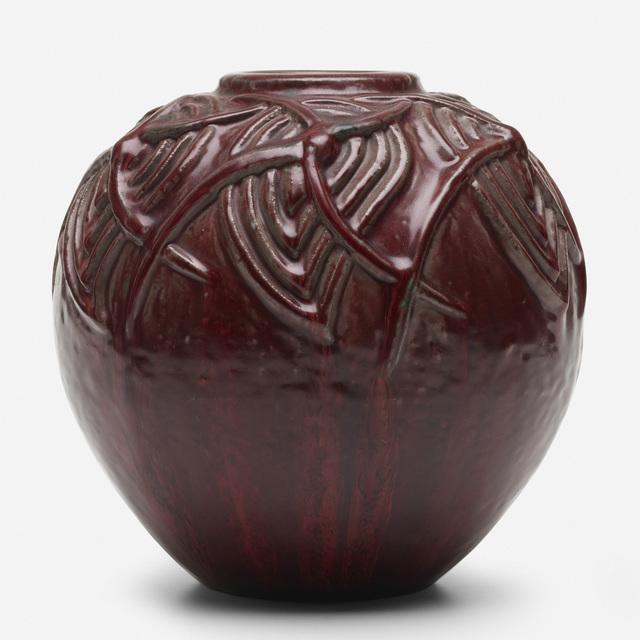 Axel Salto, 'Living Stone vase', c. 1950, Rago
