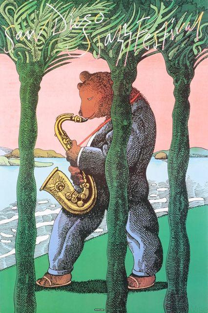 , 'San Diego Jazz Festival,' , ArtWise